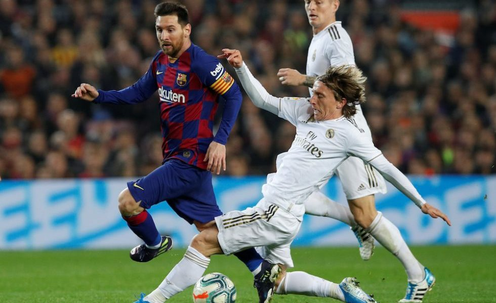FC Barcelona Real Madrid live stream free? Streama Barca vs Real live gratis på nätet idag!