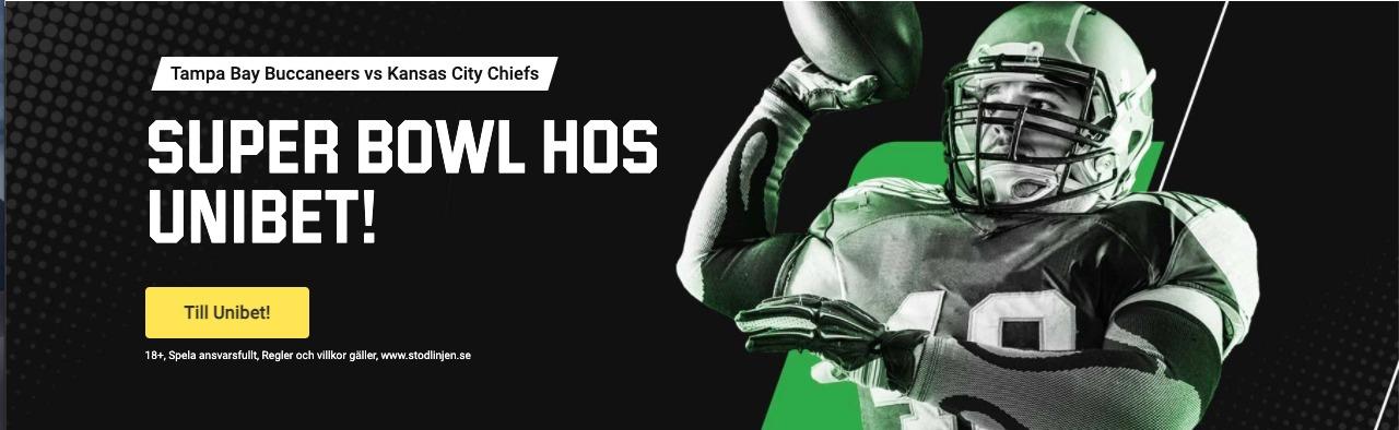 Streama Super Bowl live gratis på nätet idag!