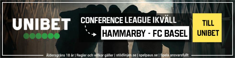 Hammarby Basel gratis stream