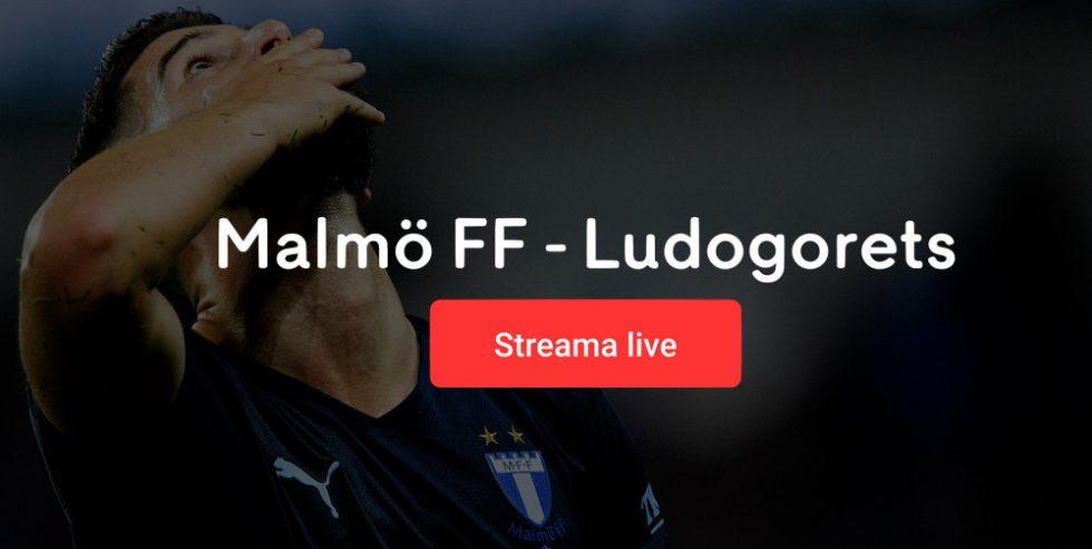 Malmö FF Ludogorets gratis stream
