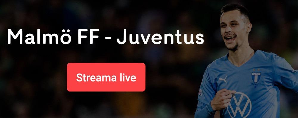Malmö FF Juventus gratis stream