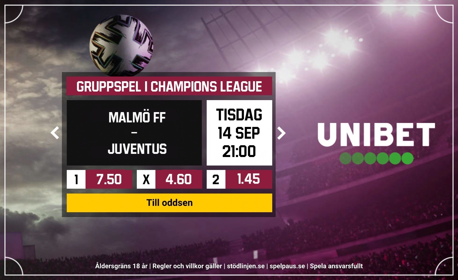 Streama MFF Juventus livestream gratis